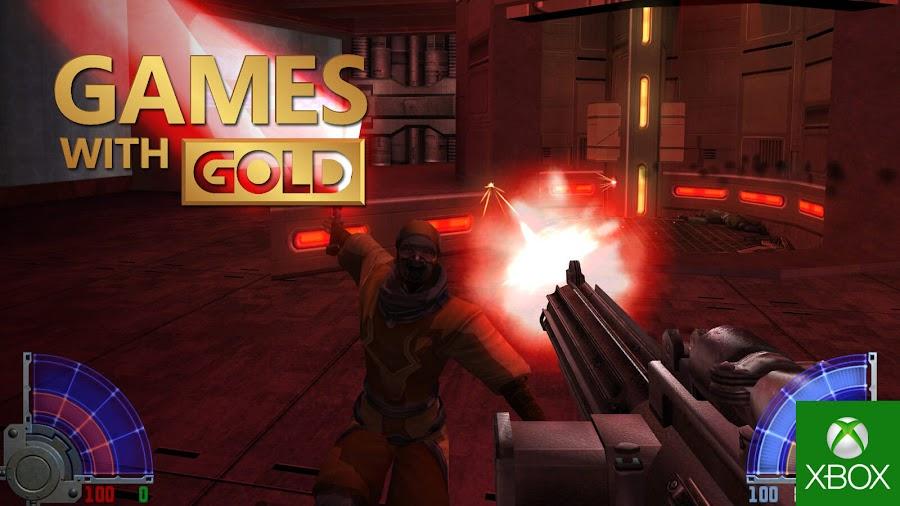 star wars jedi knight jedi academy xbox live gold free game