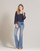Bell Bottom Jeans - IDEGAYA