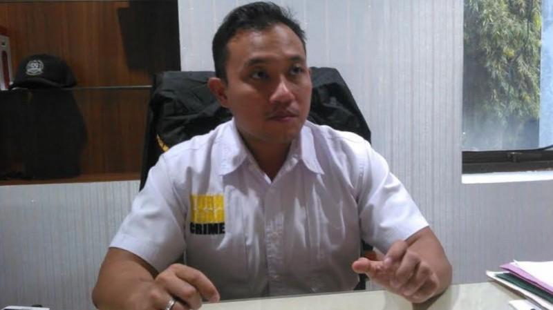 Kasubdit Jatanras Ditreskrimum Polda Metro Jaya AKBP Hendy F Kurniawan