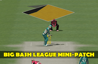 Big Bash League Mini-Patch