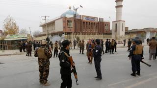 Di Afghanistan, Kuil Syiah Dibom