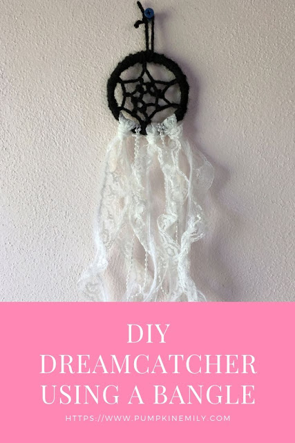 DIY Dreamcatcher Using a Bangle