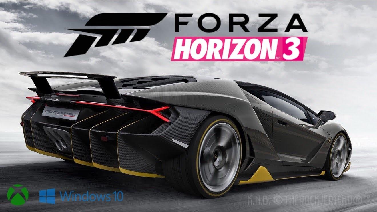 Игра forza horizon 3 скачать через торрент на пк