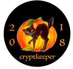 2018 Countdown Cryptkeeper