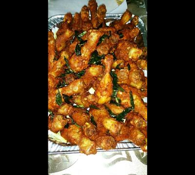 Resepi Ayam Berempah Mamak Goreng Best