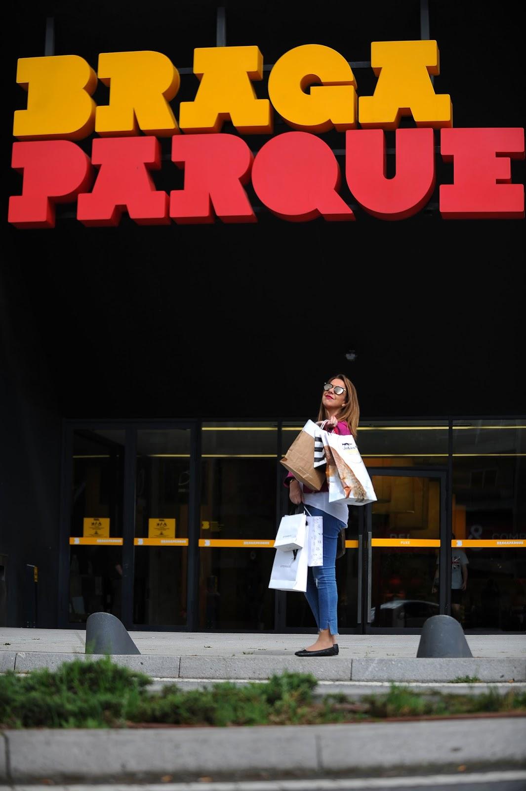 A Pipoca Mais Doce: Às compras no Braga Parque