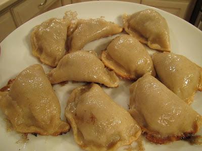 Gluten Free Chinese Potsticker Dumplings