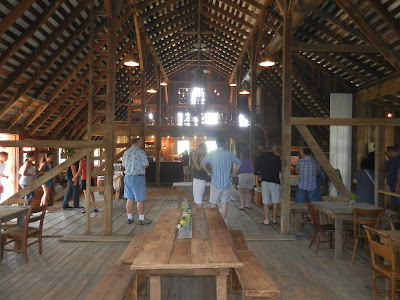 Schiller Wine A New Winery In Virginia The Barns At