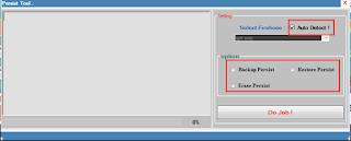 Backup Restore Erase Parsist