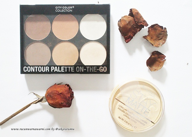 Palet Eye Shadow dan Bedak
