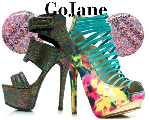 Gojane.com heels shoes