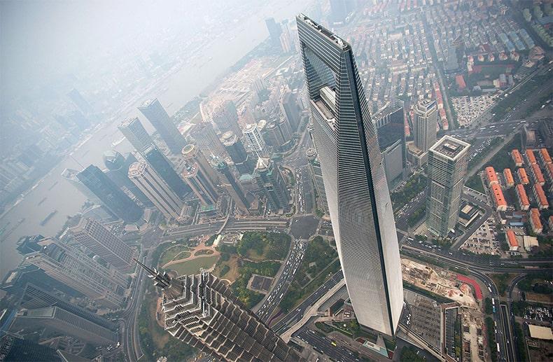 Самое высокое здание в мире ТОП 10