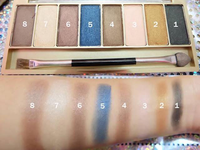 Eye Shadow Sariayu Cocok untuk Warna Kulit