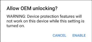 Cara Root Android Samsung Galaxy Tab A 8.0 dan Install TWRP