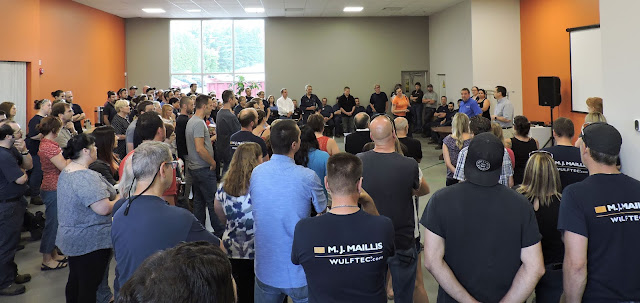Employee Assembly June 29, 2018 / Expansion Announcement