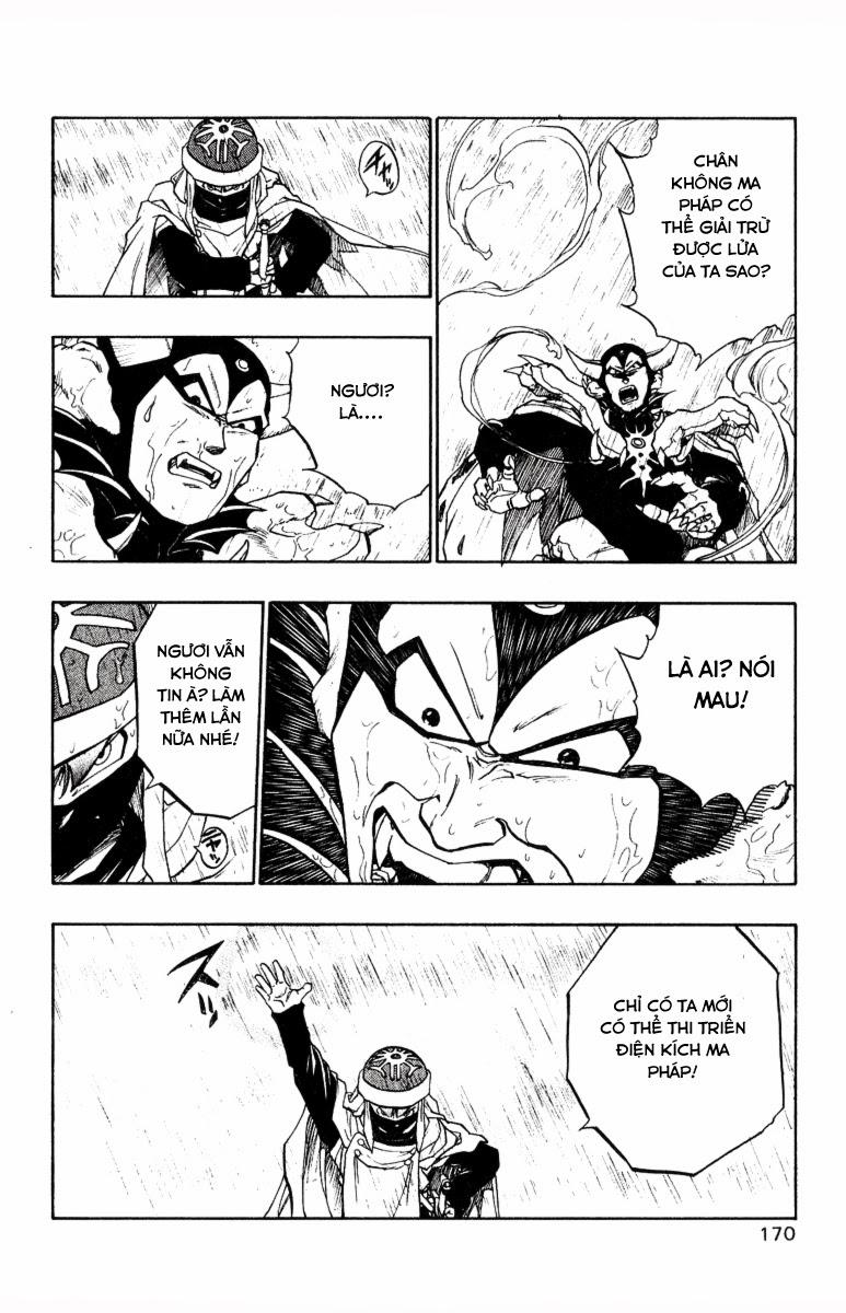 Dragon Quest: Emblem of Roto chap 33 trang 30