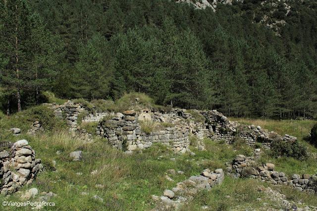 Sant Sebastià del Sull, Alt Berguedà, Art romànic, Parc natural del Cadí-Moixeró, Catalunya