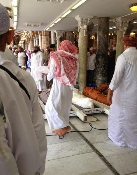Beginilah Keadaan Kubur Anda Jika Meninggal di Mekah