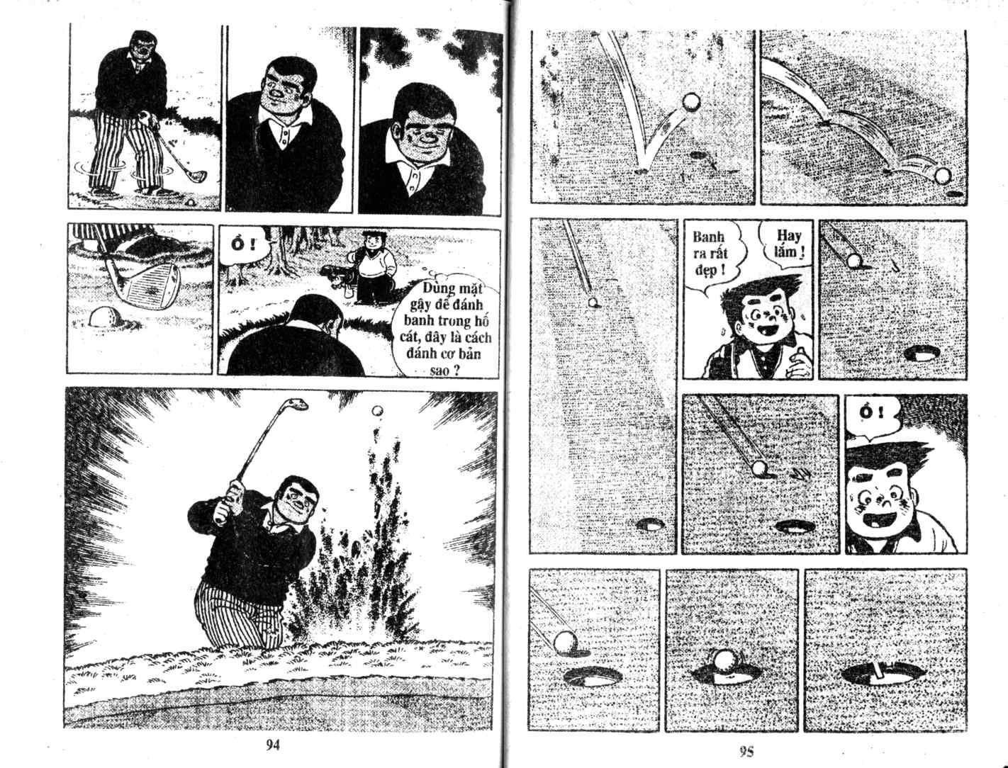 Ashita Tenki ni Naare chapter 15 trang 46