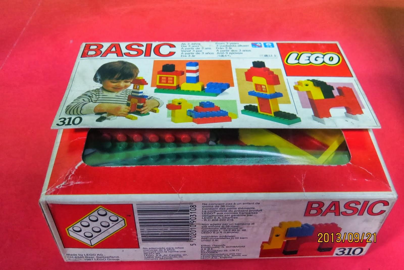 Robot Hualien: 教室樂高收藏--No 310; LEGO的意思及座右銘