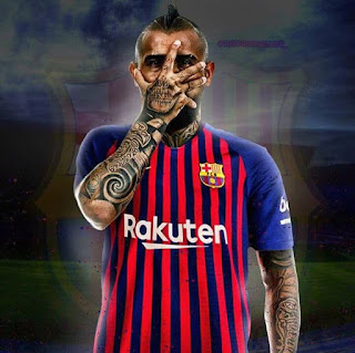 Vidal to barca