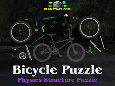 Bicycle Structure Puzzle