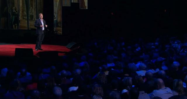 Andrew Stanton TED Talk
