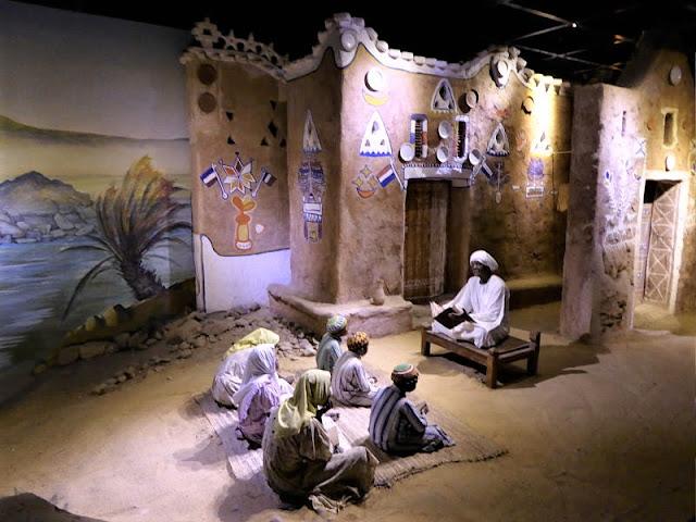 museo nubiano