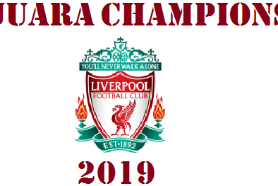 JUARA LIGA CHAMPIONS 2019 (Liverpool FC)