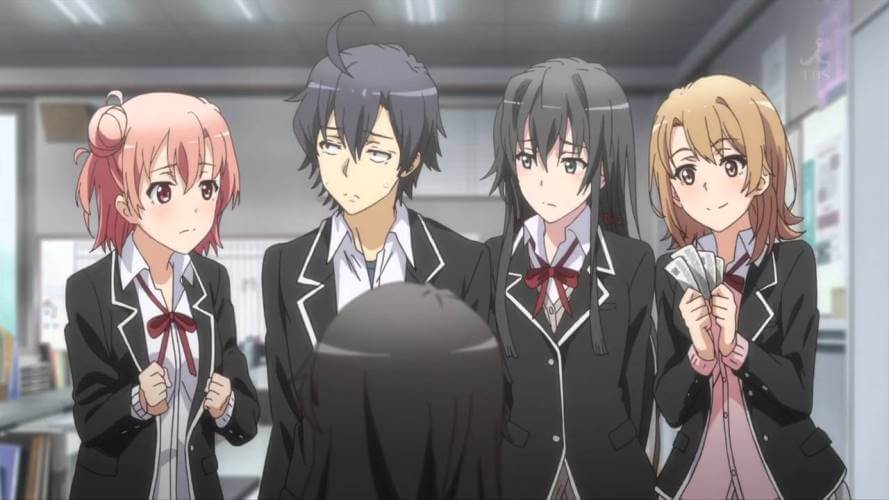 Anime yang Mirip dengan Oresuki