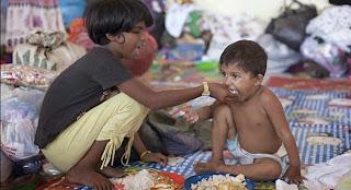 Yatim Piatu Rohingya Akan Di Bawa Ke Jakarta