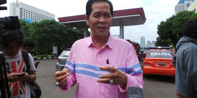 Explanation of Ahok Reject Known Help Anton Medan