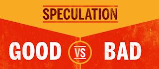 Speculation …
