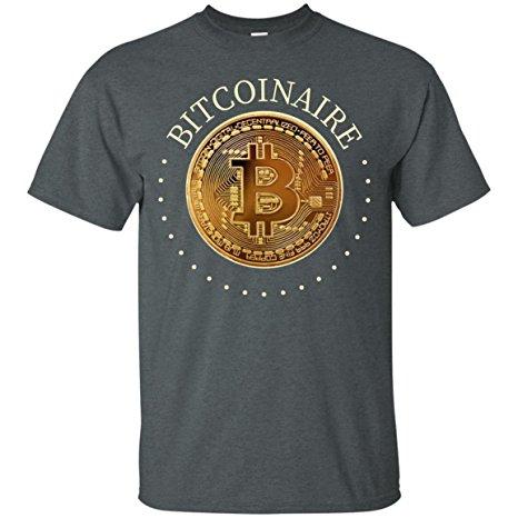 GoneBold Bitcoin Polera - Bitcoinaire