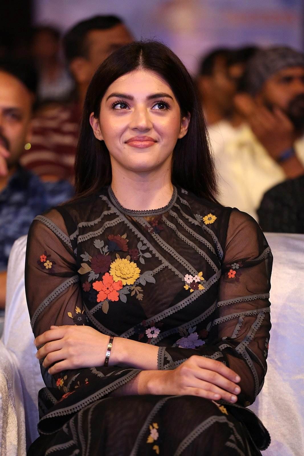 Mehreen Pirzada @ F2 Telugu Film Success Meet Photos