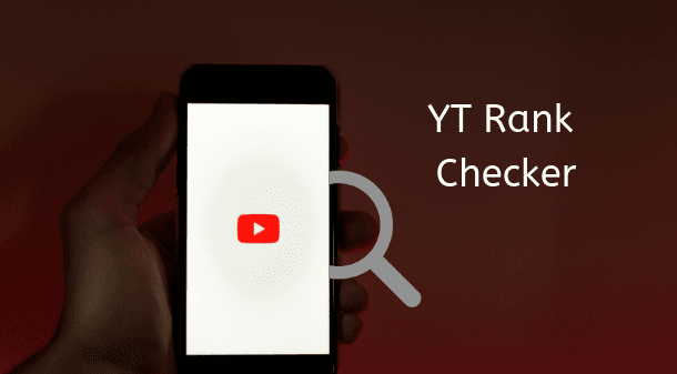 youtube rank checker