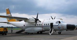 """CN-235 220 MPA """"Si Hidung Pinokio"""""""
