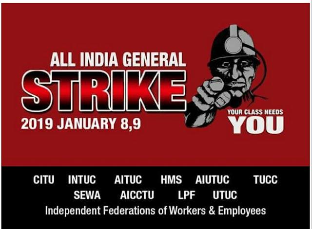 Two Days Strike