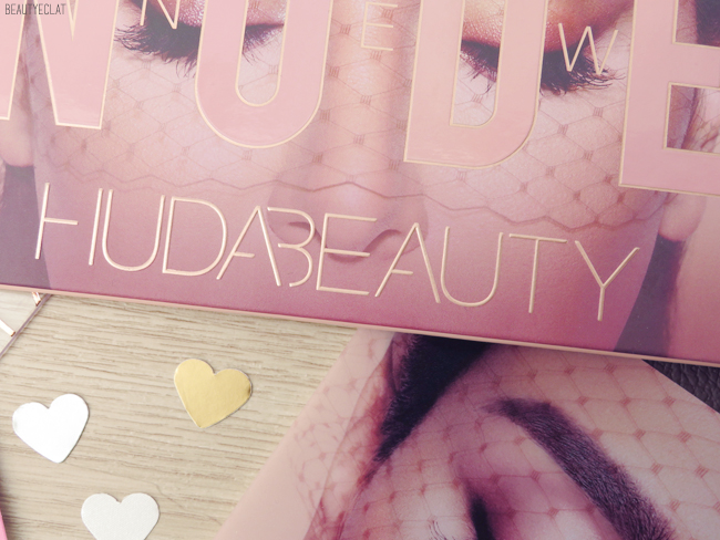 revue avis test huda beauty the new nude