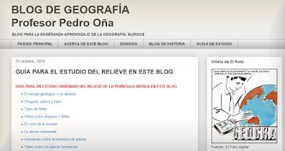 http://elauladehistoria.blogspot.com.es/2015/10/guia-para-el-estudio-del-relieve-en.html