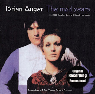 Brian Auger - 1999 - The Mod Years