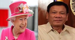 GOOD NEWS! Queen Elizabeth II Requests To Meet Duterte Immediately