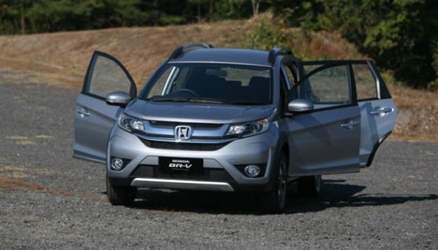 Honda BR-V Berhasil Raih Predikat Mobil Dengan Tingkat Keselamatan Terbaik