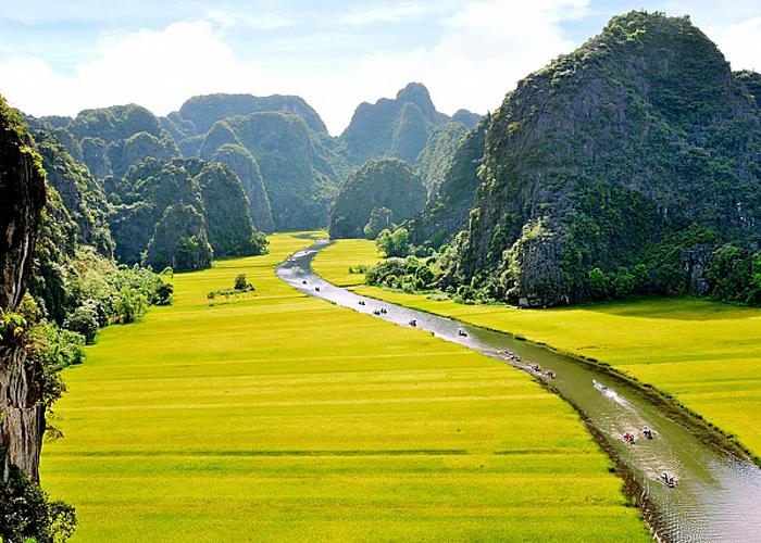Tam Coc (Ninh Binh) | Vietnã