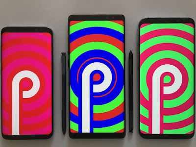 Android 9.0 Pie Update Only in these 55 Smartphones