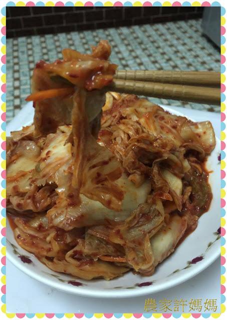香氣滿分韓式泡菜