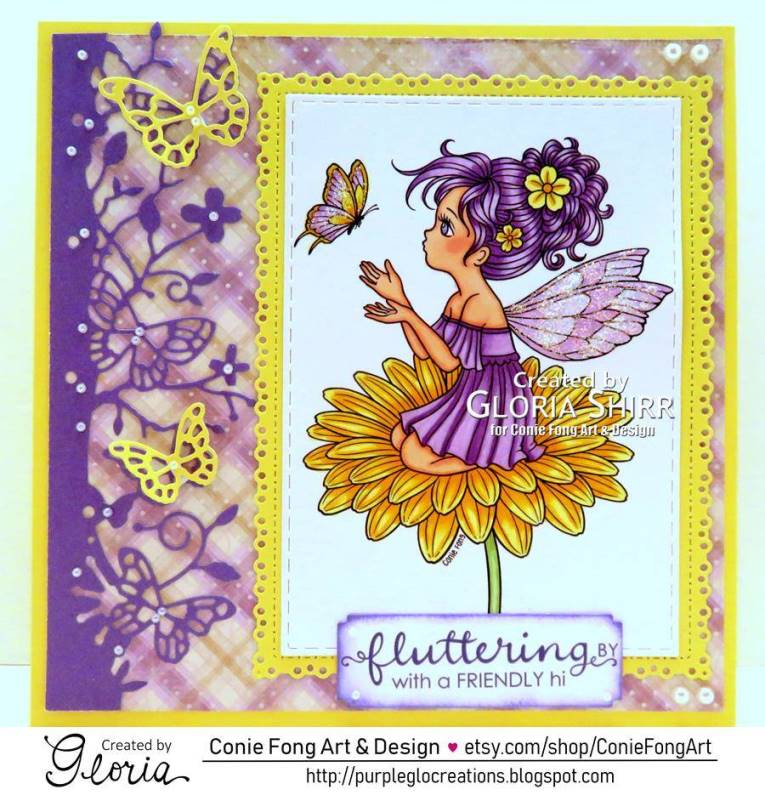 Featured Card Top 3 Winner At Jan's Digi Stamps