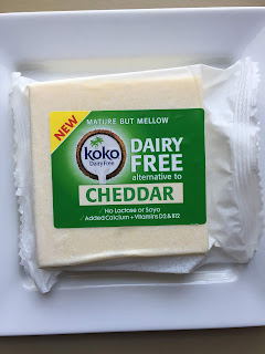 Koko Dairy Free Cheddar Cheese Alternative