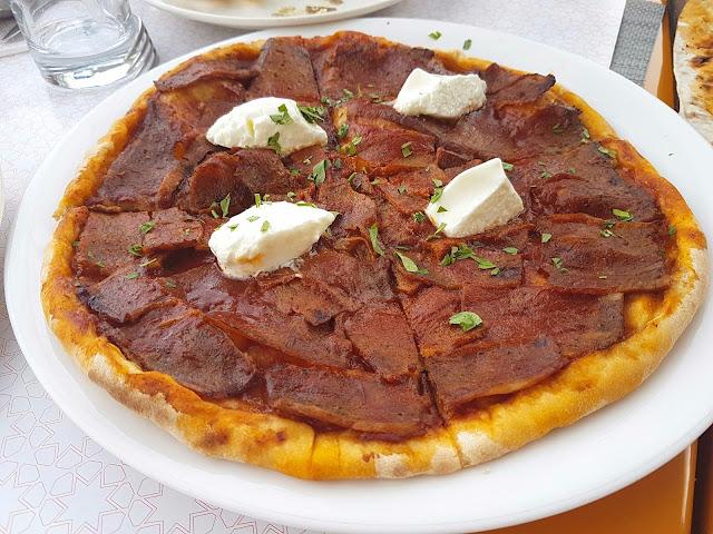 Iskender Pizza - Iskender Doner, Kuwait