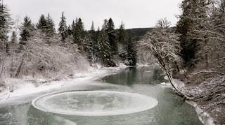 lingkaran es